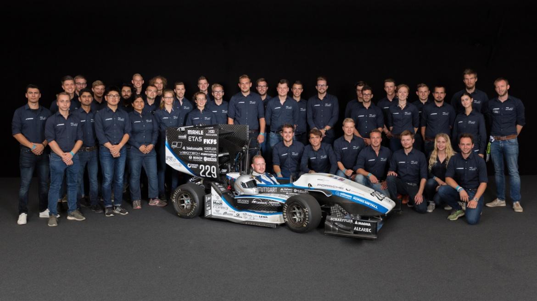 The team has around 40 members.